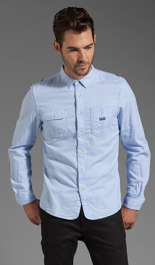 Schadex Button Down