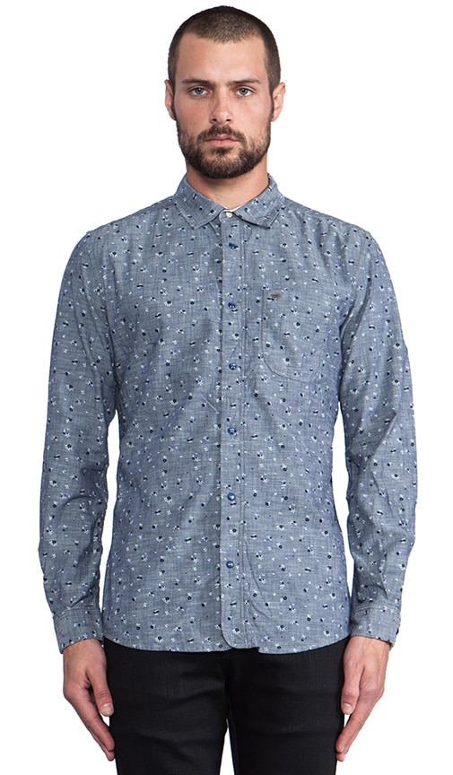 Sermon Button Down