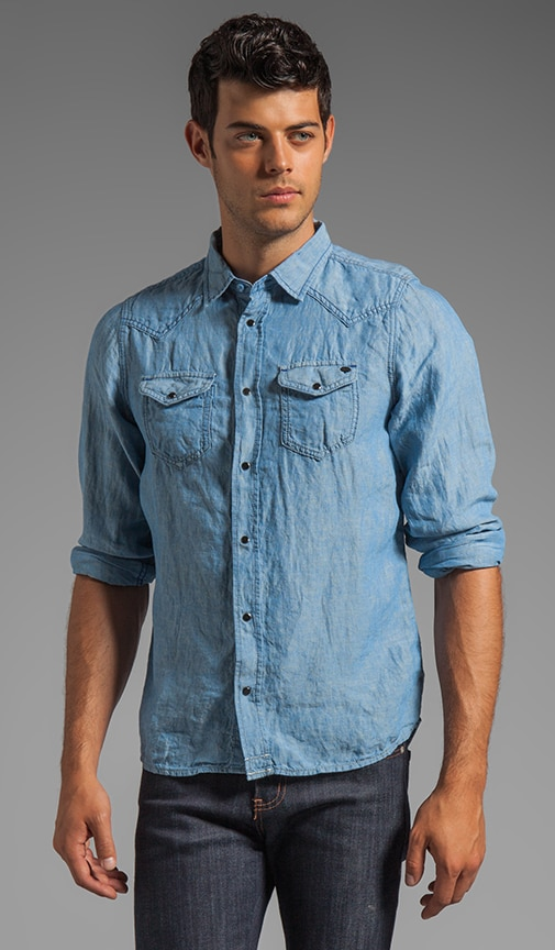 Sonora Chambray Shirt