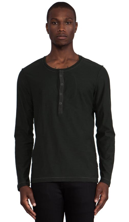 Canopy Long Sleeve Henley