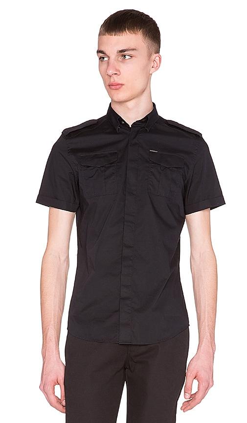 Diesel Haul Shirt in Black