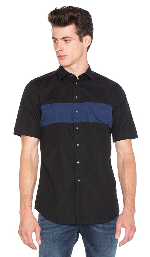 Diesel Coast Shirt in Black