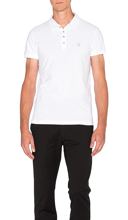 Diesel Chayn Shirt in White