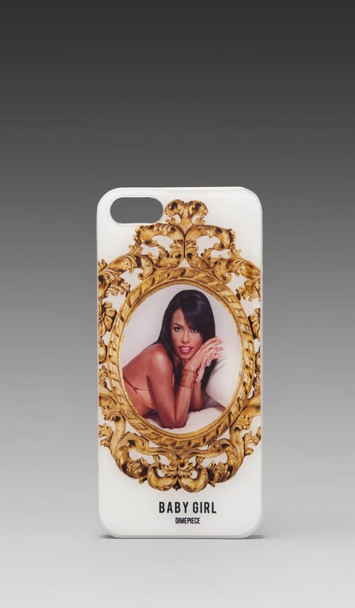 Baby Girl Iphone 5 Case