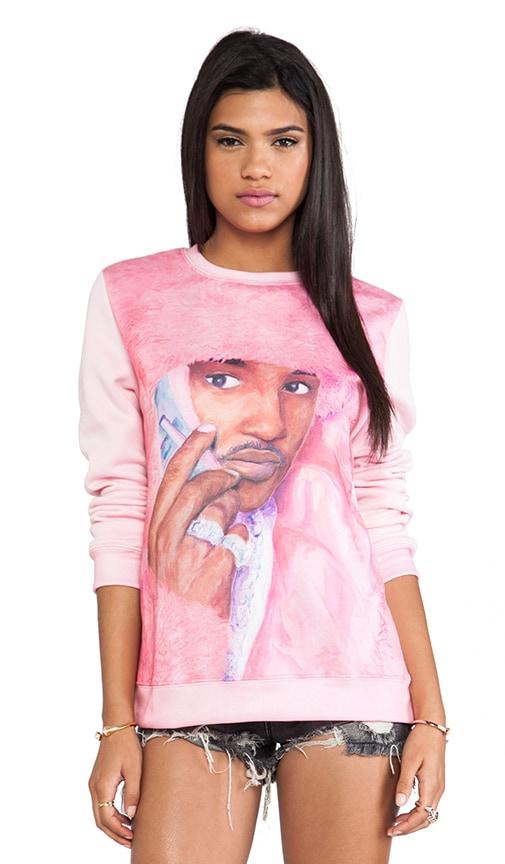 Real Men Wear Pink Sweatshirt