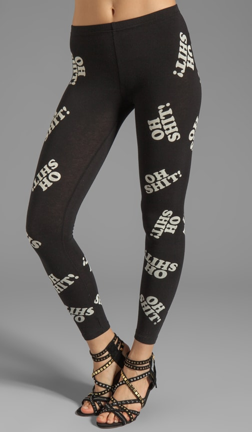 Oh Shit! Leggings