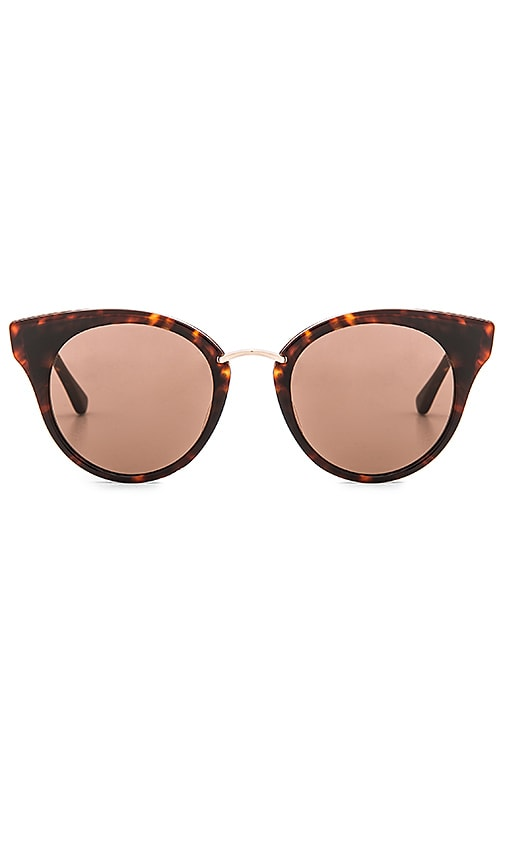 Dita Reckless Sunglasses in Brown