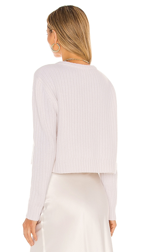AMBER CASHMERE SWEATER LESLIE