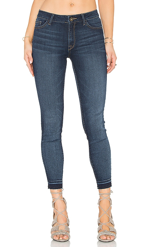 DL1961 Farrow Instaslim High Rise Ankle Skinny in Wanderer