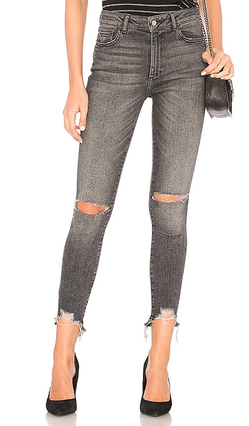 Dl1961 FARROW ANKLE HIGH RISE SKINNY JEAN