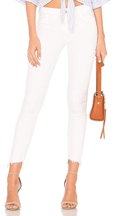 DL1961 Margaux Ankle Skinny Jean in Catalina