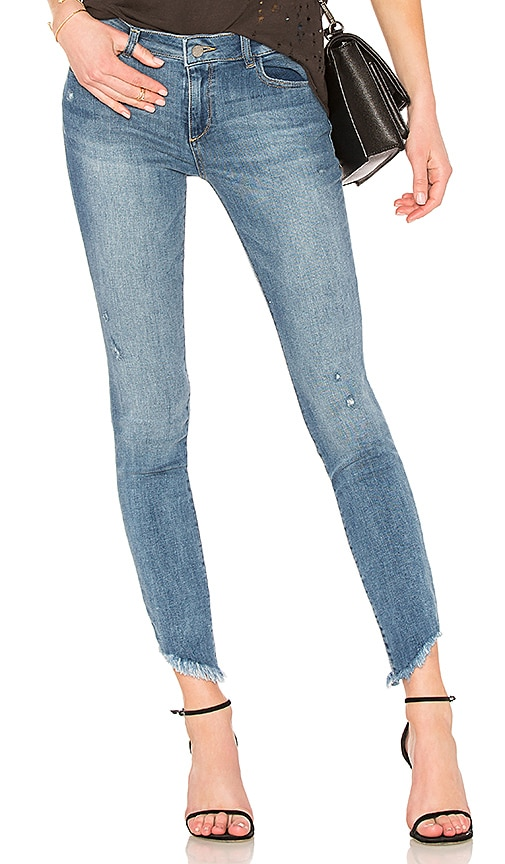 DL1961 Florence Skinny Jean in Denim Light