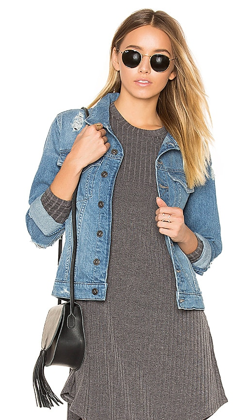DL1961 Maddox Denim Jacket in Sunwashed