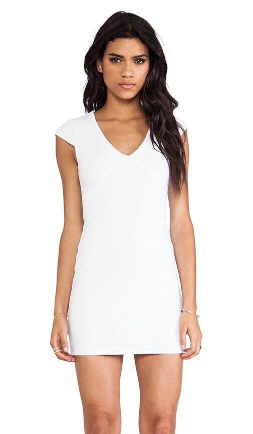Seamed Dress