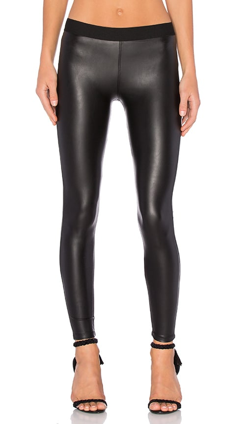 ff82a5197ece6 David Lerner Vegan Barlow Legging in Classic Black | REVOLVE