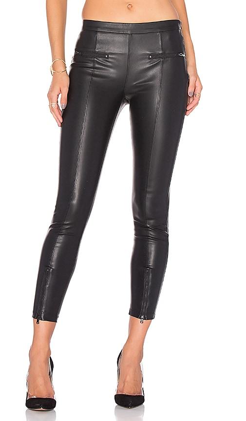 Front Zip Legging