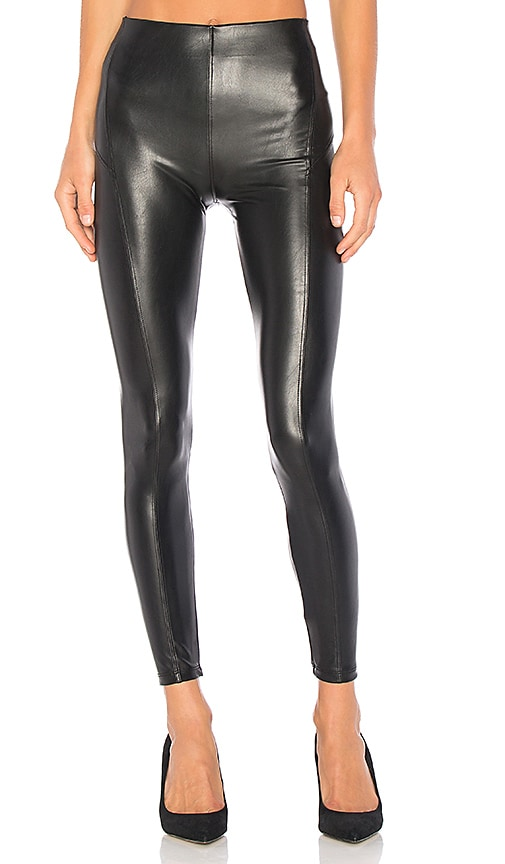 Seamed High Rise Legging