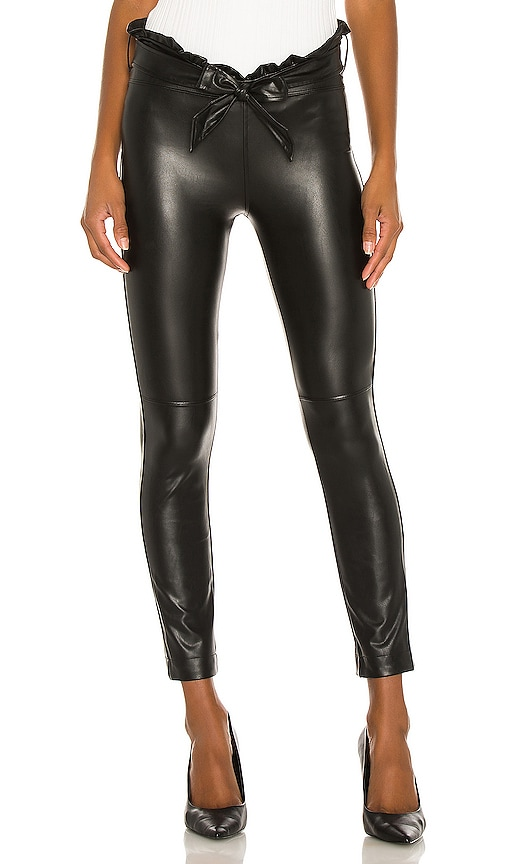 0d51aa7469192 David Lerner High Rise Legging in Classic Black | REVOLVE