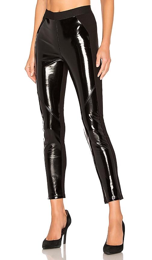 264f1359a3458 David Lerner Bergen Combo Legging in Classic Black | REVOLVE