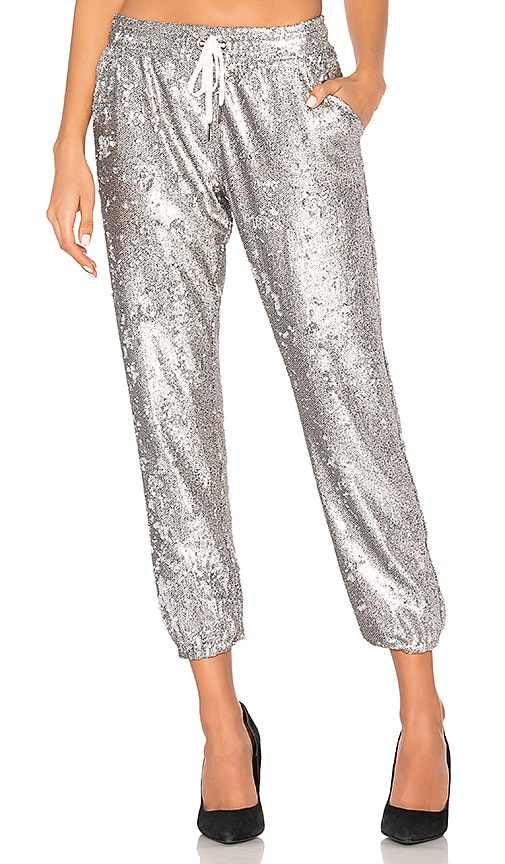 Sequin Lounge Jogger