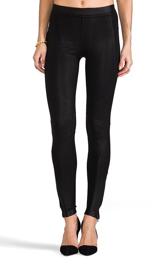 New Seamed Legging