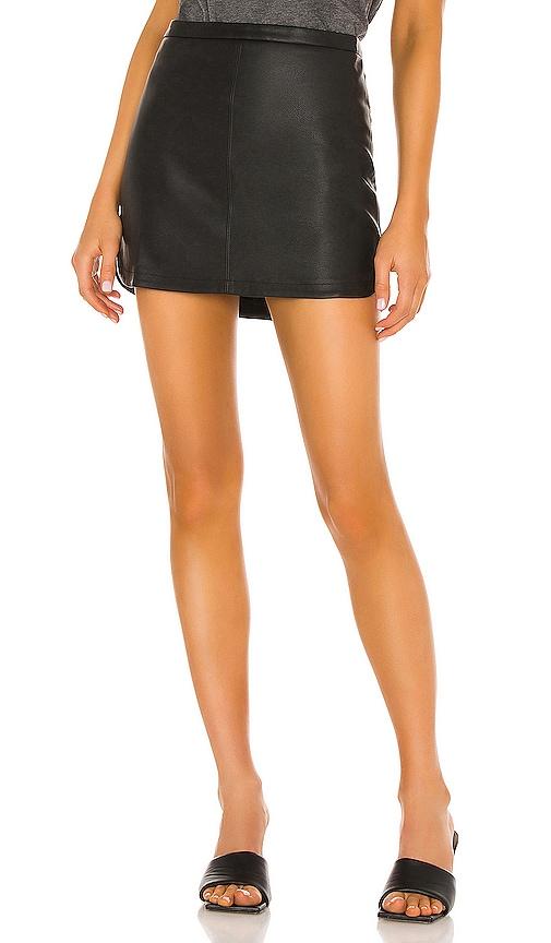 David Lerner Conrad Skirt in Black