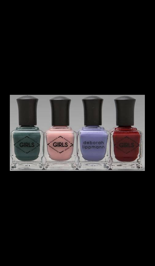 LIMITED EDITION Girls Lacquer Set