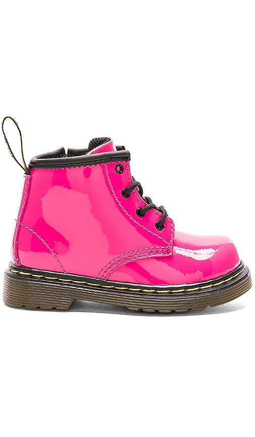 Dr. Martens Brooklee B Boot in Pink