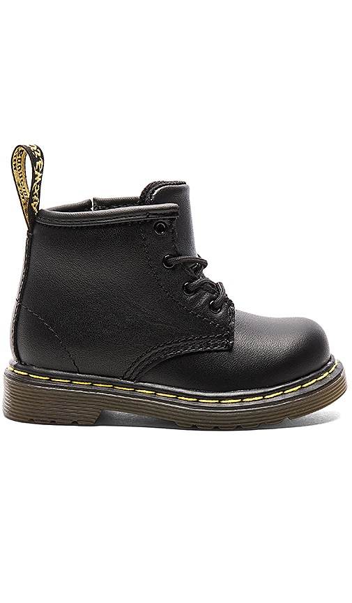 Dr. Martens Brooklee Lace Boot in Black