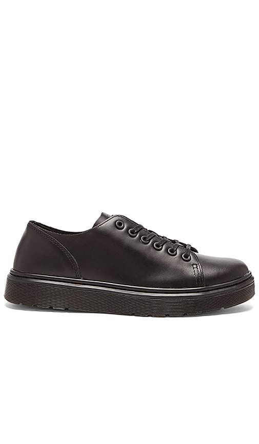 Dr. Martens Dante 6 Eye Shoe in Black