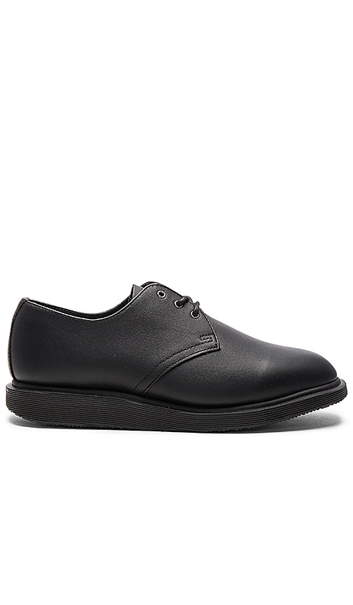 Dr. Martens Torriano 3 Eye Shoe in Black