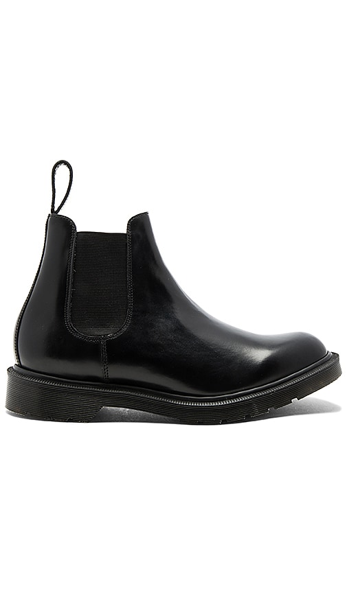 Dr. Martens Made in England Graeme Chelsea Boot in Black