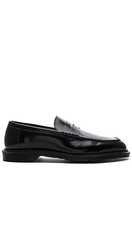 Dr. Martens Penton New Bar Loafers in Black