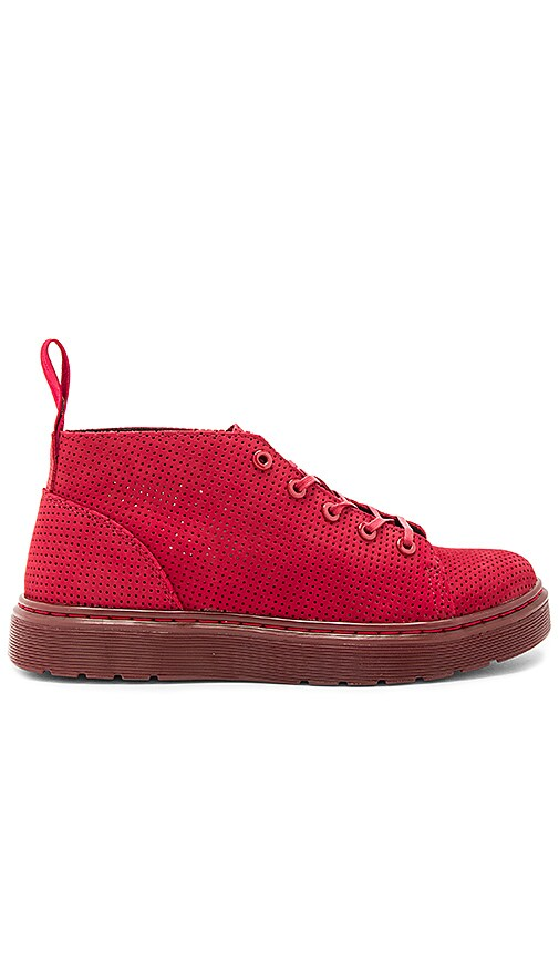 Dr. Martens Baynes Chukka in Red