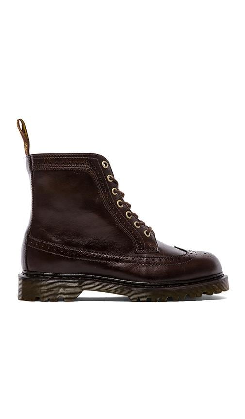 Fitzroy 7-Eye Brogue Boot