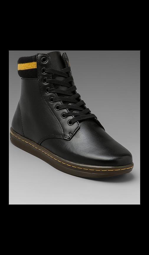 Martin 8-Eye Cuff Boot