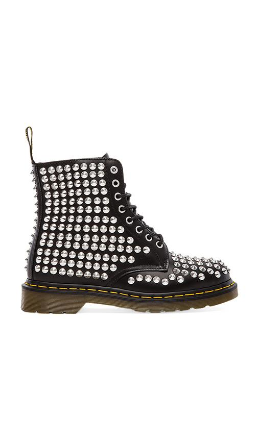 Spike All Stud 8-Eye Boot