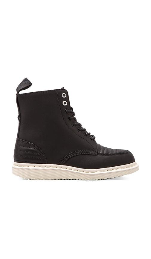 Javyon 8-Eye Toe Cap Boot