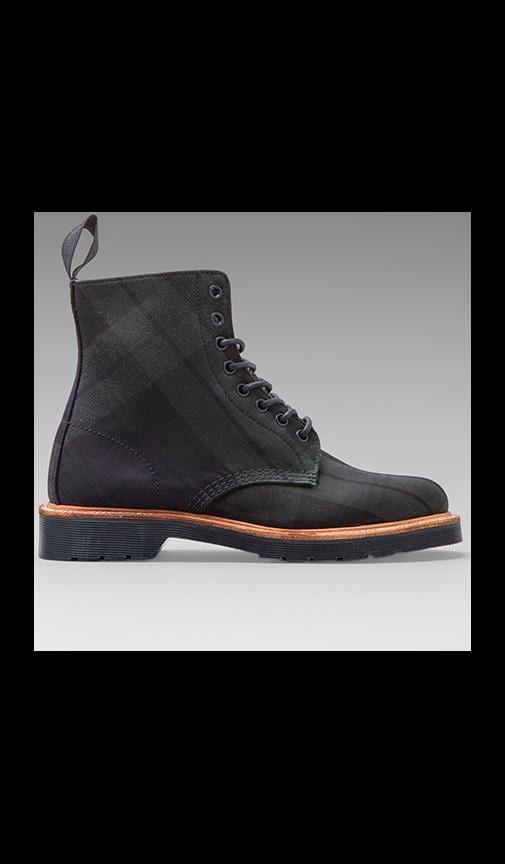 Beckett 8-Eye Boot Millerrain Check