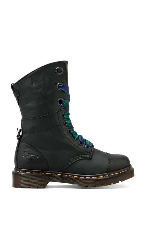Aimilie 9-Eye Toe Cap Boot