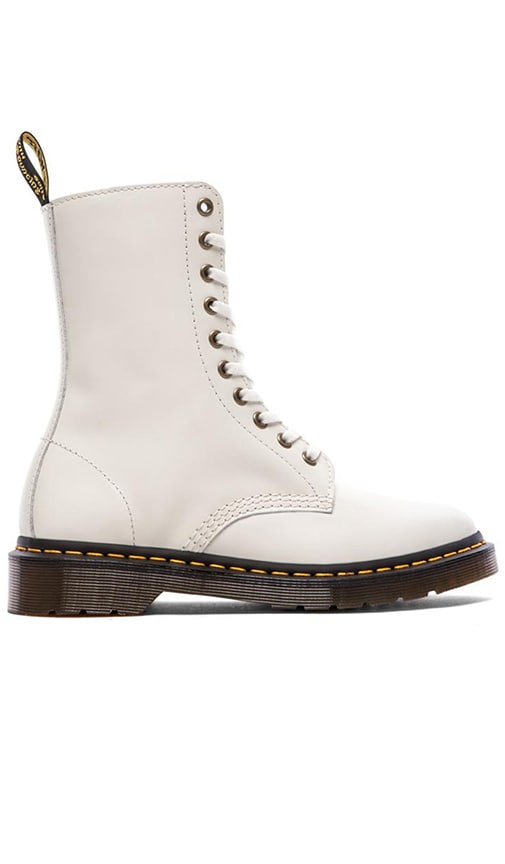 Alix 10-Eye Zip Boot