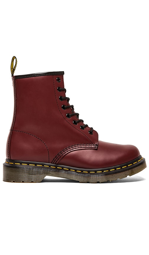 Iconic 8 Eye Boot