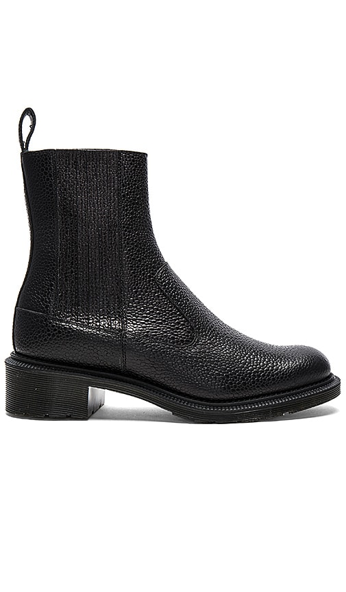 Dr. Martens Eleanore Chelsea Boot in Black