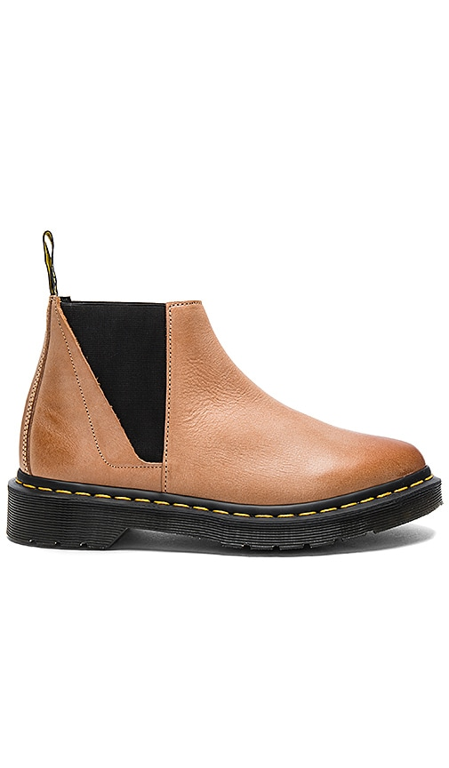 Dr. Martens Bianca Low Shaft Chelsea Boot in Tan