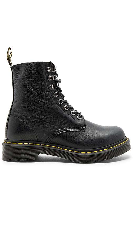 Dr. Martens Pascal PM 8 Eye Boots in Black