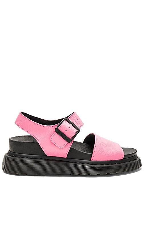 Dr. Martens Romi Y Strap Sandal in Pink