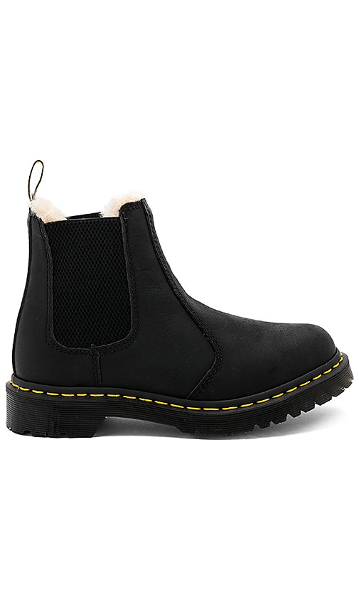 Dr. Martens Leonore Boot in Black