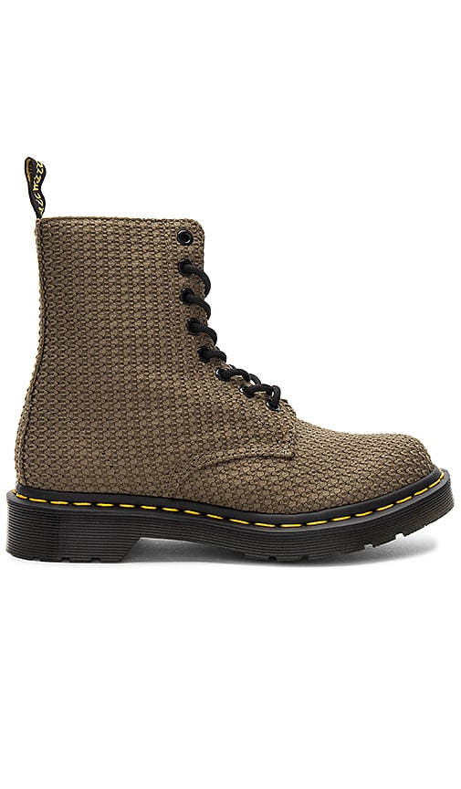Dr. Martens Page WC Boot in Army