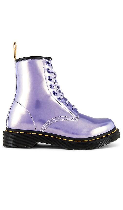 Dr. Martens 1460 Vegan Boot in Purple