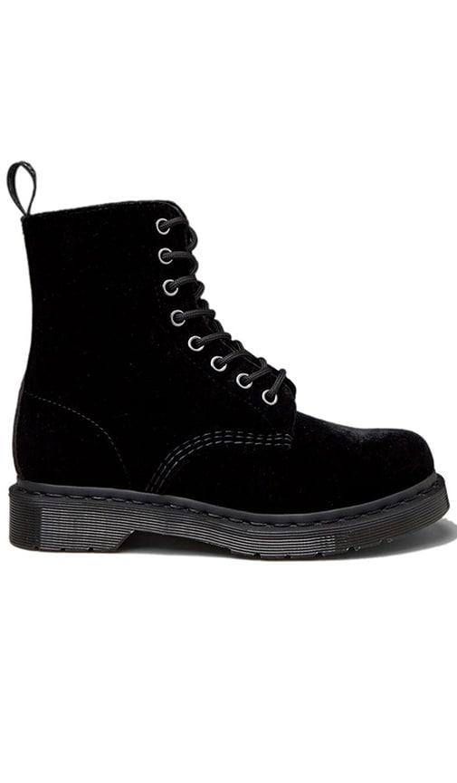 Page Velvet Boot